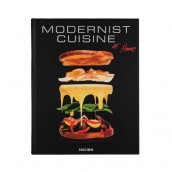 Modernist Cuisine at Home French Edition av Maxime Bilet og Nathan Myhrvold (Innbundet)
