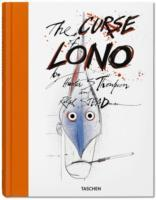 The curse of Lono av Hunter S. Thompson og Ralph Steadman (Innbundet)