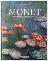 Omslag - Monet or the Triumph of Impressionism