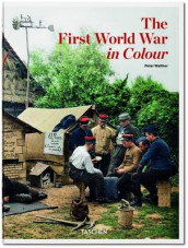 First World War in Colour av Peter Walther (Innbundet)
