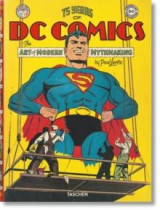 Omslag - 75 years of DC comics