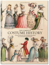Omslag - The costume history