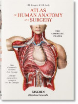 Omslag - Jean Marc Bourgery. Atlas of Human Anatomy and Surgery