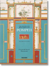 Omslag - Fausto & Felice Niccolini: The Houses and Monuments of Pompeii