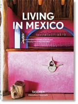Omslag - Living in Mexico = Vivre au Mexique