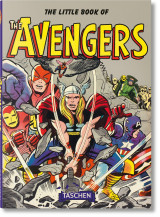 Omslag - The little book of the Avengers