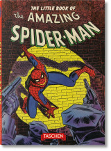 Omslag - The little book of the amazing Spider-Man