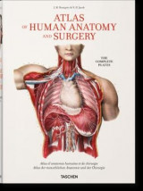 Omslag - Bourgery. Atlas of Human Anatomy and Surgery