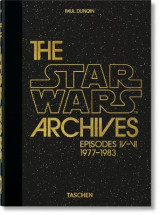 Omslag - The Star Wars Archives. 1977-1983. 40th Anniversary Edition