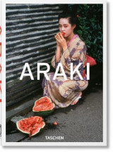 Omslag - Araki. 40th Anniversary Edition