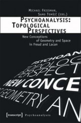 Omslag - Psychoanalysis: Topological Perspectives