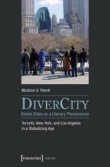 Omslag - Divercity - Global Cities as a Literary Phenomenon