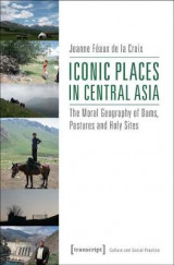 Omslag - Iconic Places in Central Asia