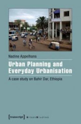 Omslag - Urban Planning and Everyday Urbanisation