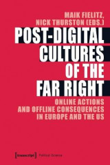 Omslag - Post-Digital Cultures of the Far Right