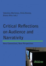 Omslag - Critical Reflections on Audience and Narrativity - New Connections, New Perspectives