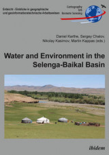 Omslag - Water and Environment in the Selenga-Baikal Basi - International Research Cooperation for an Ecoregion of Global Relevance