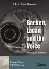 Omslag - Beckett, Lacan, and the Voice