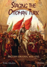 Omslag - Staging the Ottoman Turk