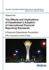 Omslag - The Effects & Implications of Kazakhstan's Adoption of International Financial Reporting Standards