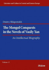 Omslag - The Mongol Conquests in the Novels of Vasily Yan