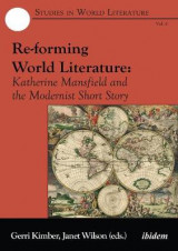Omslag - Re-forming World Literature