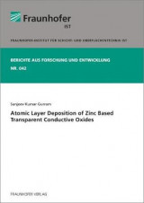 Omslag - Atomic Layer Deposition of Zinc Based Transparent Conductive Oxides.