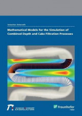 Omslag - Mathematical Models for the Simulation of Combined Depth and Cake Filtration Processes.