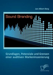 Sound Branding av Jan-Albert Berg (Heftet)