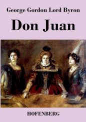 Don Juan av George Gordon Lord Byron (Heftet)