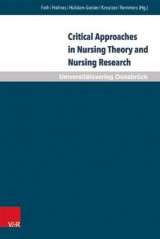 Omslag - Critical Approaches in Nursing Theory and Nursing Research