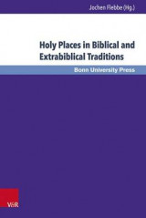 Omslag - Holy Places in Biblical and Extrabiblical Traditions