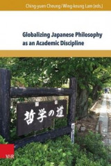 Omslag - Globalizing Japanese Philosophy as an Academic Discipline