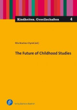 Omslag - The Future of Childhood Studies