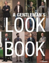 Omslag - Gentleman's Look Book: For Men with a Sense of Style