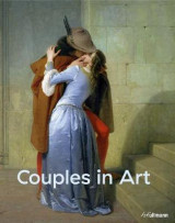 Omslag - Couples in Art: Iconic Lovers Portrayed by Artists