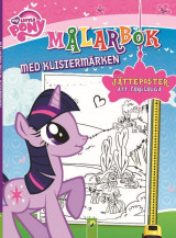 Omslag - My little Pony : målarbok