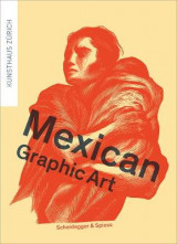 Omslag - Mexican Graphic Art