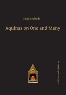 Aquinas on One & Many av David Svoboda (Heftet)