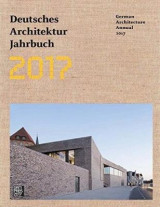 Omslag - German Architecture Annual 2017