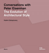 Omslag - Conversations with Peter Eisenman