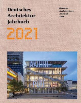 Omslag - German Architecture Annual 2021