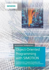 Omslag - Object-Oriented Programming with SIMOTION