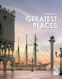 Europe's greatest places (Innbundet)
