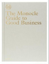 Omslag - The Monocle guide to good business