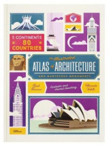 Omslag - Atlas of Architecture and Marvellous Monuments