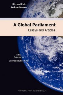 A Global Parliament av Professor Emeritus Richard Falk og Andrew Strauss (Heftet)