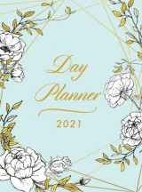 Omslag - Day Planner 2021 Large