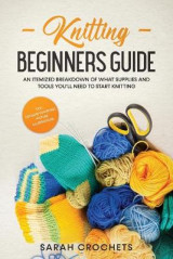 Omslag - Knitting beginners guide