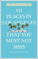 Omslag - 111 Places in Los Angeles That You Must Not Miss